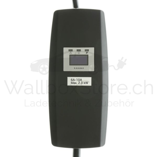 Display Charger | Typ 2 | T13 | 10 A | 2.3 kW